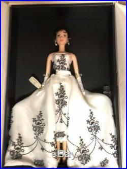 Gold Label Barbie Audrey Hepburn Sabrina X8277 Silkstone X8277