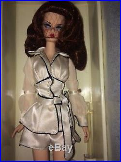 Gold label, Silkstone Suite retreat barbie doll