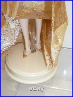 Golden Gala Silkstone Barbie Hang Tag 50th Anniversary 2009 Convention MINT