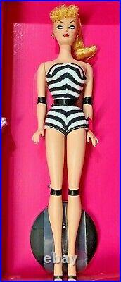 Gorgeous Signature Mattel 75th Anniversary Silkstone Barbie Doll GHT46 NRFB