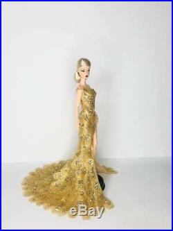 Gown Outfit Dress Silkstone Barbie Doll by t. D. Fashion