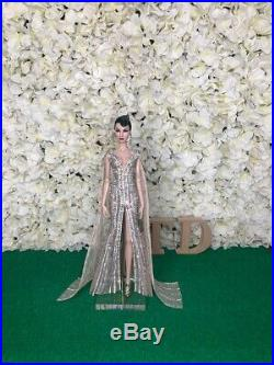 Gown Outfit Dress for dolls Fashion Royalty Silkstone Barbie by t. D. Fashion OOAK
