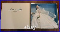 Grace Kelly The Bride Barbie Doll Gold Label Nrfb (2011)