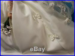 Grace Kelly The Bride Silkstone Barbie Doll 2011 Gold Label Mattel #t7942 Nrfb