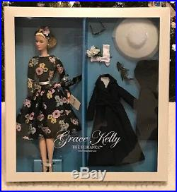 Grace Kelly The Romance Barbie Doll Gold Label Collection T7944 NRFB Silkstone