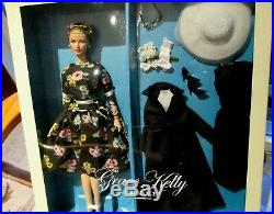 Grace Kelly the Romance Silkstone Barbie NRFB 2011 Gold Label LE4300