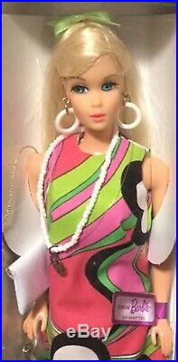 Groovy Amsterdam Barbie doll NRFB 2008 Holland convention LE 10 Netherlands