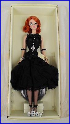 HAUT MONDE Barbie Doll Silkstone NRFB with Shipper! Free shipping