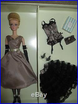 HIGH TEA AND SAVORIES Silkstone Barbie Giftset NRFB