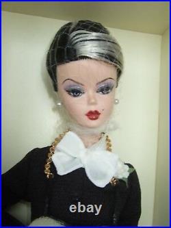 HTF Mattel Silkstone Barbie BNIB MIB 2008