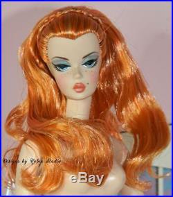 Happy Go Lightly Silkstone Barbie Doll2005OOAKNUDEReroot