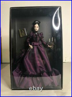 Haunted Beauty Mistress of the Manor Barbie Doll, Gold Label 2014 (No Front Box)