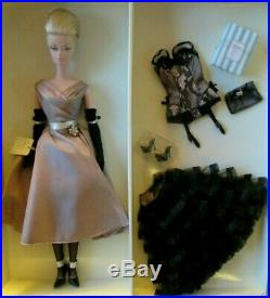 High Tea and Savories Barbie Doll Gift Set Silkstone Ltd. Ed. NRFB