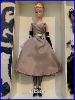 High Tea and Savories Silkstone Barbie Doll Giftset #J0957 New NRFB 2006 Mattel