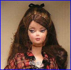 Highland Fling Silkstone Barbie BFMC NRFB 2006 Gold Label 20,500 WW Mattel J0939