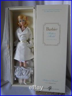 Hollywood Bound Barbie Silkstone Fashion Model Pristine Shipper NRFB