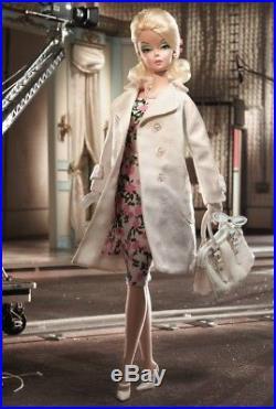 Hollywood Bound Barbie Silkstone Fashion Model Pristine Shipper Worldwide ship