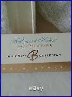 Hollywood Hostess Barbie Genuine Silkstone 2007 Original