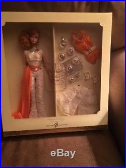 Hollywood Hostess Silk stone Barbie