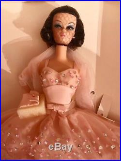 IN THE PINK Silkstone Barbie Doll 2000 #27683 Gold Label NRFB