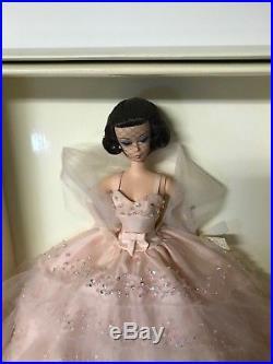 In the Pink Barbie Doll Fashion Model Collection Silkstone Body 2000 Mattel COA