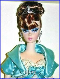 Incredible 2015 Party Dress Silkstone Barbie Dressed Doll Nrfb AMAZING DOLL