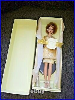 JE NE SAIS QUOI Barbie doll Fashion Model Silkstone Gold Label collector edition