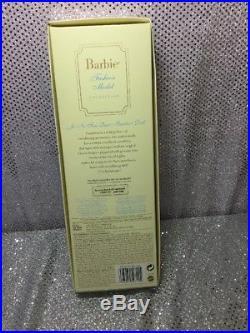 Je Ne Sais Quoi Silkstone Barbie Doll 2008 Gold Label L9598 Mint Nrfb