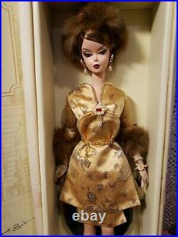 Je Ne Sais Quoi Silkstone Barbie Doll 2008 Gold Label Mattel L9598 Nrfb