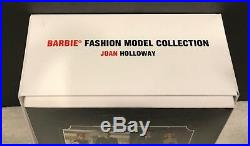 Joan Holloway Mad Men Barbie Fashion Model Collection Gold Label R4556 Silkstone