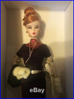 Joan Holloway Mad Men Silkstone Barbie Doll Fashion Model Collection NRFB