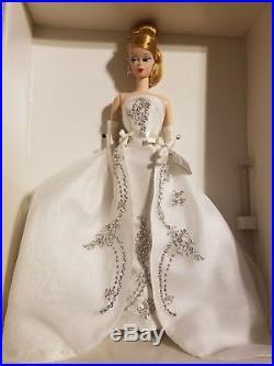 Joyeux Silkstone Barbie Doll Fashion Model Collection #B3430 New NRFB 2003