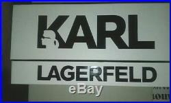 KARL LAGERFELD Platinum Barbie NFRB 679 OUT OF 999 SOLD