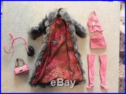 Kimora Lee Simmons Barbie Fashion Mint/complete Fits Fashion Royalty Dolls