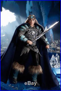 King of the Crystal Cave Barbie Doll #DWF50 2017 nrfb Faraway Forest Collection