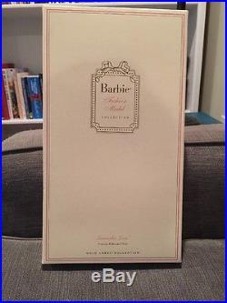 LAVENDER LUXE SILKSTONE Barbie Gold Label