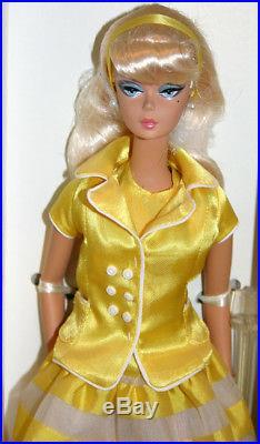 LE Silkstone Barbie Fashion Model Palm Beach Honey Dressed Doll NRFB