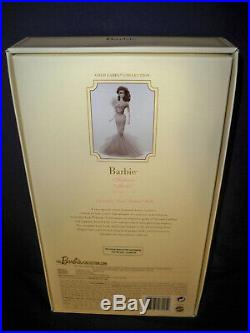 Lavender Luxe Barbie Doll Silkstone NRFB Mattel Redhead BFMC Gold Label