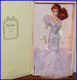 Lavender Luxe Silkstone Barbie Doll #CGT28 NRFB 2014 Gold Label 8,100 worldwide