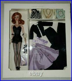 Limited Edition 2000 Silkstone Barbie Fashion Model Doll Dusk to Dawn