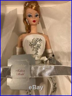 Limited Edition Barbie Fashion Model Silkstone Joyeux Doll Nrfb