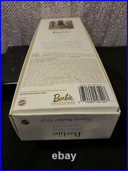 Lingerie Silkstone Barbie Doll Aa #5 Limited Edition Mattel 56120 Nrfb
