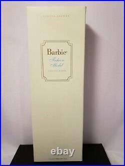Lingerie Silkstone Barbie Doll Redhead #6 Limited Edition 2002 Mattel 56948 Nrfb