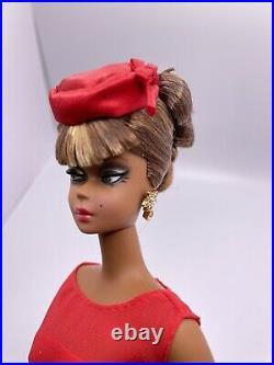 Little Red Dress Silkstone Barbie Mattel BFMC