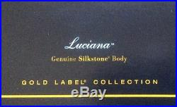 Luciana Silkstone Barbie-Fashion Model Collection-Gold Label IN MINT
