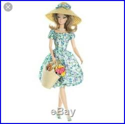 MARKET DAY Silkstone Barbie Outfit mint & complete fits fashion royalty doll