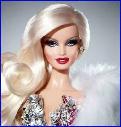 MATTEL BARBIE Doll The Bronze Blonde Diamond Gold Label Collection 2012