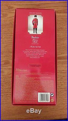 MIB Mattel Barbie Fashion Model Collection Nicolai Ken Doll Gold Label T7679