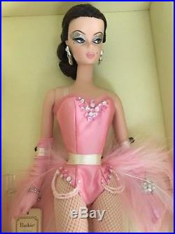 MINT! Barbie THE SHOWGIRL BFMC Fashion Model Collection Silkstone 2008 NRFB