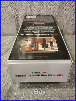 Mad Men Betty Draper Silkstone Barbie Doll 2010 Gold Label Mattel T2153 Nrfb
